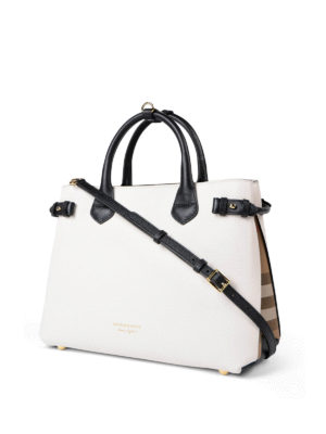 Burberry: totes bags online - The Banner medium tote