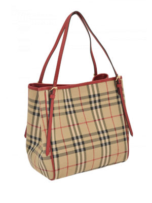 Burberry: totes bags online - The Canter small tote