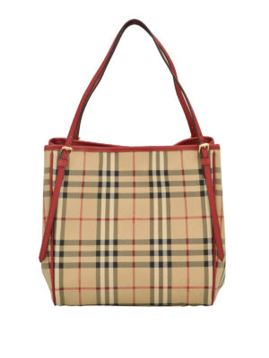 Burberry: totes bags - The Canter small tote