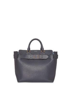 BURBERRY  shopper - Borsa The Belt Bag media in pelle 4a442a226a57a