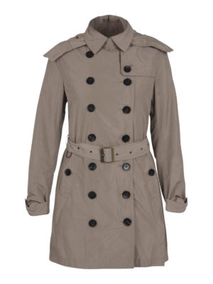 Burberry: trench coats - Balmoral trench coat