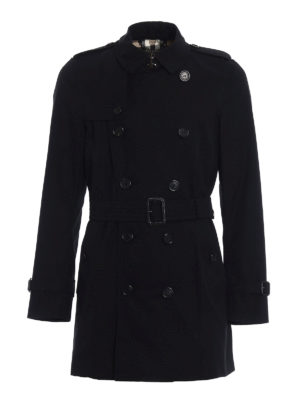 Burberry: trench coats - Kensington Mid trench coat
