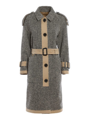 Burberry: trench coats - Oakville double face trench coat
