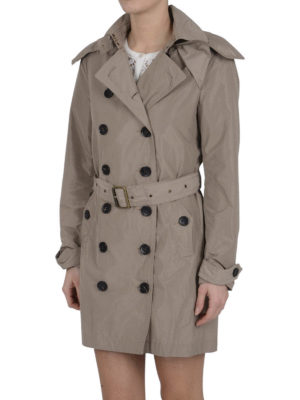 Burberry: trench coats online - Balmoral trench coat