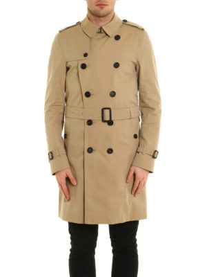 Burberry: trench coats online - Sandringham long trench coat