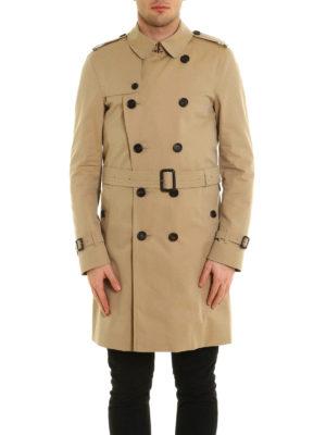 Burberry: trench coats online - Sandringham long trench coat