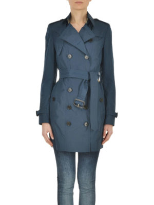 Burberry: trench coats online - Sandringham medium trench coat