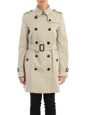 Burberry: trench coats online - The Kensington medium trench