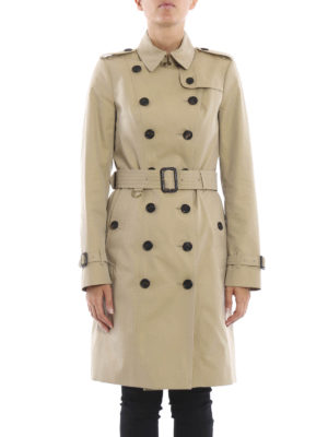 Burberry: trench coats online - The Sandringham long trench