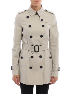 Burberry: trench coats online - The Sandringham short trench