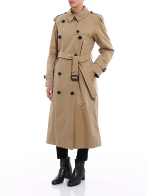Burberry: trench coats online - The Westminster long trench coat