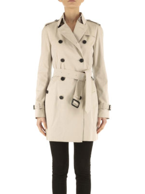 Burberry: trench coats online - Westminster Medium trench