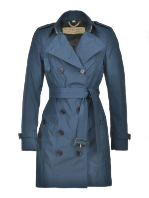 Burberry: trench coats - Sandringham medium trench coat