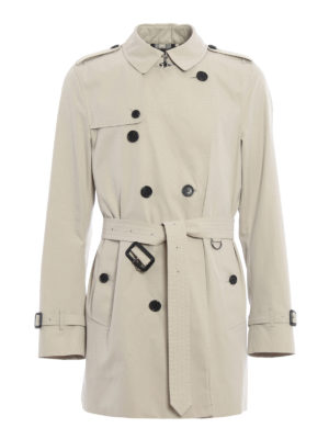 Burberry: trench coats - The Kensington medium trench