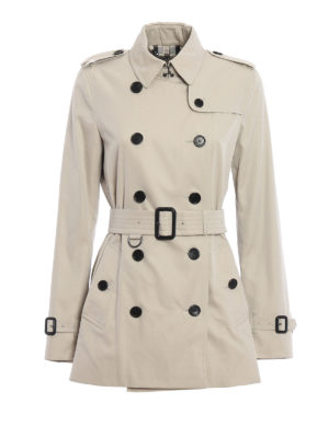 Burberry: trench coats - The Kensington short trench