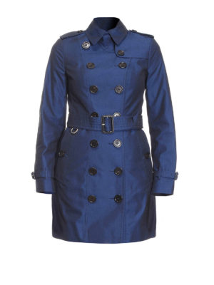 Burberry: trench coats - The Sandringham gabardine trench
