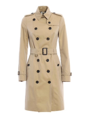 Burberry: trench coats - The Sandringham long trench
