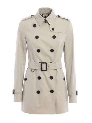 Burberry: trench coats - The Sandringham short trench