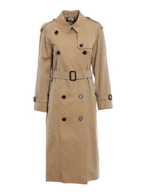 Burberry: trench coats - The Westminster long trench coat