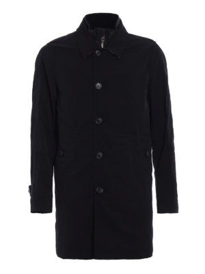 Burberry: trench coats - Townend trench with padded vest