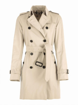 Burberry: trench coats - Westminster Medium trench