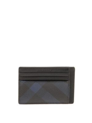 Burberry: wallets & purses - Bernie card holder