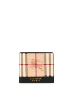 Burberry: wallets & purses - Haymarket continental wallet
