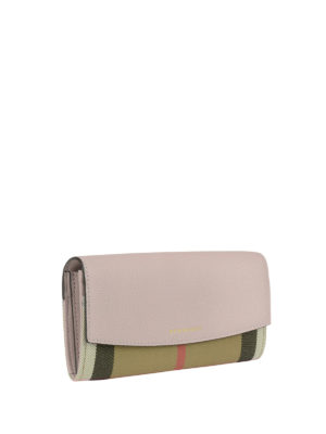 Burberry: wallets & purses online - Continental wallet