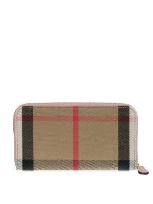 Burberry: wallets & purses online - Elmore wallet