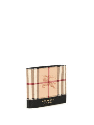 Burberry: wallets & purses online - Haymarket continental wallet