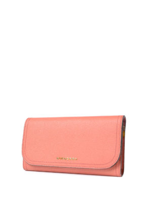 Burberry: wallets & purses online - Haymarket leather wallet
