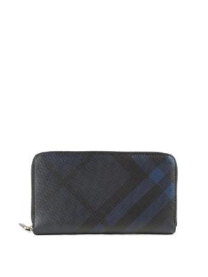 Burberry: wallets & purses - Renfrew wallet