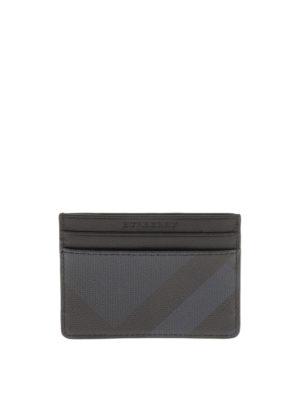 Burberry: wallets & purses - Sandon card holder