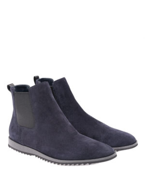 Car Shoe: ankle boots online - Suede ankle boots