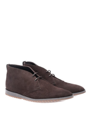 Car Shoe: ankle boots online - Suede desert boots