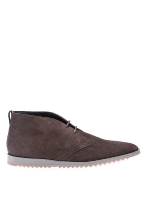 Car Shoe: ankle boots - Suede desert boots