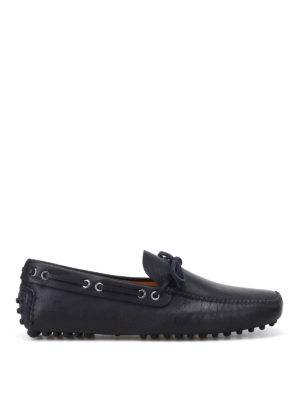 Car Shoe: Loafers & Slippers - Goatskin driver shoes