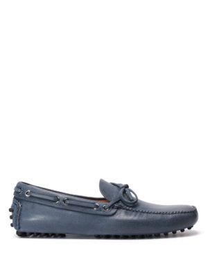 Car Shoe: Loafers & Slippers - Leather driver shoes