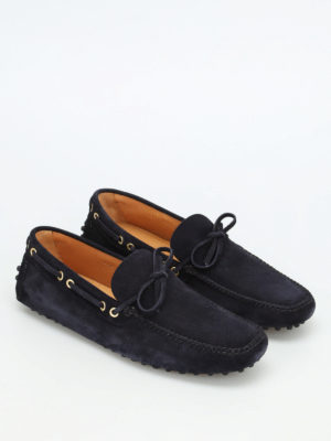 Car Shoe: Loafers & Slippers online - Classic suede loafers