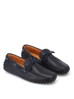Car Shoe: Loafers & Slippers online - Goatskin driver shoes