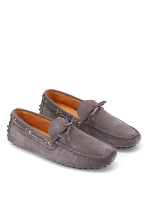 Car Shoe: Loafers & Slippers online - Suede driver loafers