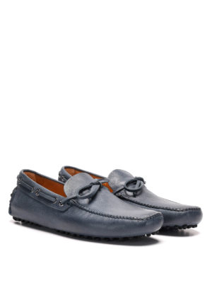 Car Shoe: Loafers & Slippers online - Vintage leather loafers