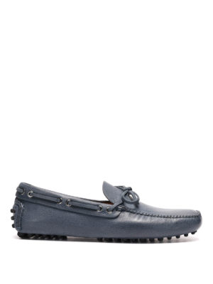 Car Shoe: Loafers & Slippers - Vintage leather loafers