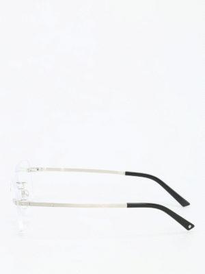 Cartier: glasses online - Santos de Cartier optical glasses