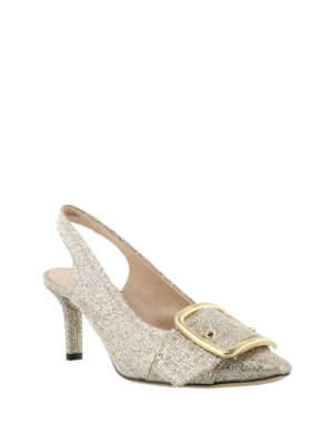Casadei: court shoes online - Alexa slingback pumps