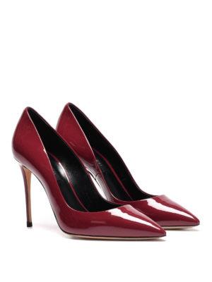 Casadei: court shoes online - Tiffany patent leather pumps