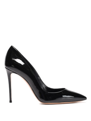 Casadei: court shoes - Tiffany patent leather pumps