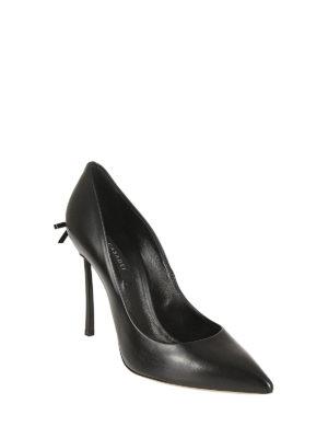 Casadei: scarpe décolleté online - Décolleté Blade con piccolo fiocco