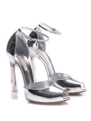 Casadei: sandali online - Sandali Barbarella a punta aperta