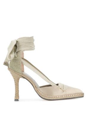 CASTANER: scarpe décolleté - Décolleté by Manolo Blahnik beige
